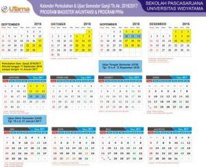 Kalender Perkuliahan Sem Ganjil MM 2016 2017 MAKSI PPAK - Copy